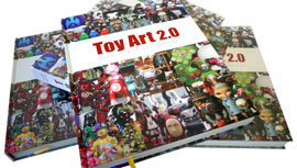 Toy Art 2.0 book